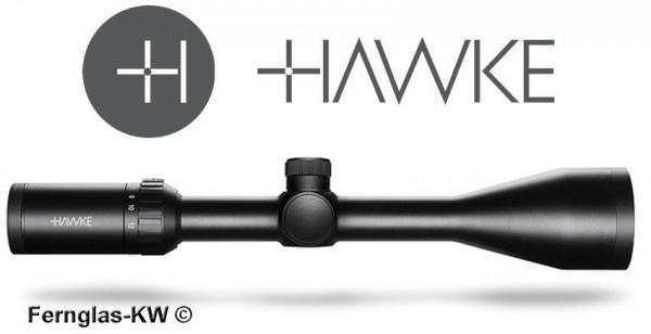 HAWKE 14254 Zielfernrohr VANTAGE 4-12x50 L4A Absehen 4 Leuchtabsehen Wasserdicht
