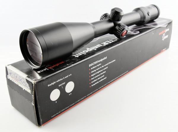 Docter Optic Zielfernrohr 3-12x56 Absehen 4-0 Made in Germany Defekt J134