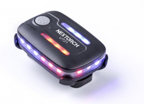 NEXTORCH UT21- LED-Cliplampe und Signalleuchte