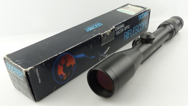 Docter Optic Zielfernrohr VZF 1,5-6x42 Absehen 1 Made in Germany J112