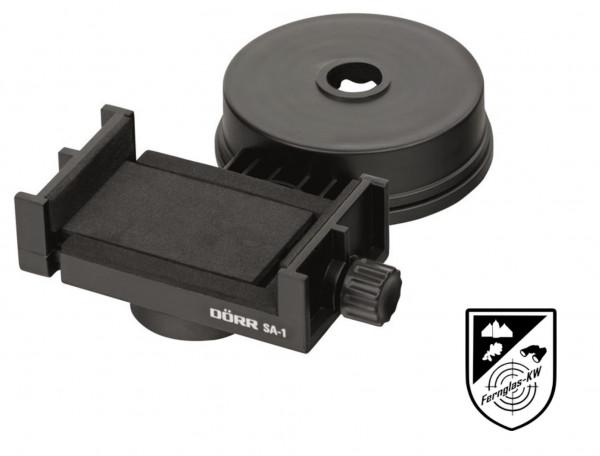 Dörr 538215 SA-1 Universal Smartphone Fotoadapter für Spektive 4000461088162