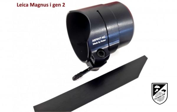 Rusan ARPNV7-M2 one piece adapter für Pard NV007 Leica Magnus i Gen 2