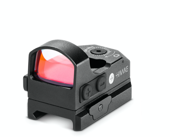 HAWKE Micro Reflexvisier 12141 3 MOA Weaver Montage